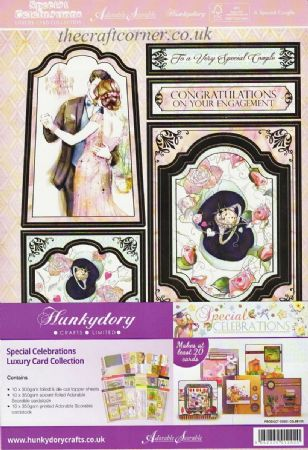 Special Celebrations Luxury Card Collection By Hunkydory